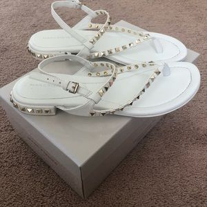 Marc Fisher Studded Sandals size 9.5
